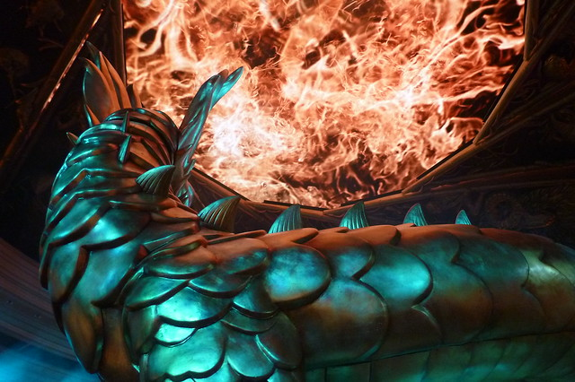 Dragon of Fortune show, Wynn Macau