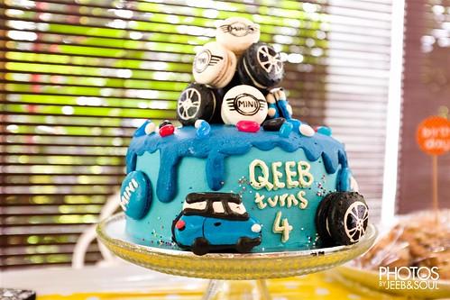 Qeeb's 4th Birthday