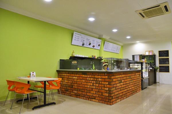 The Salad Bar @ Basileou