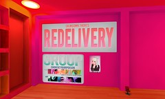 CALM DOWN, THERE'S REDELIVERY (remember when that wasn't even a thing)