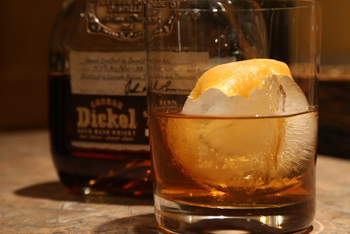 Dickel Old Fashioned