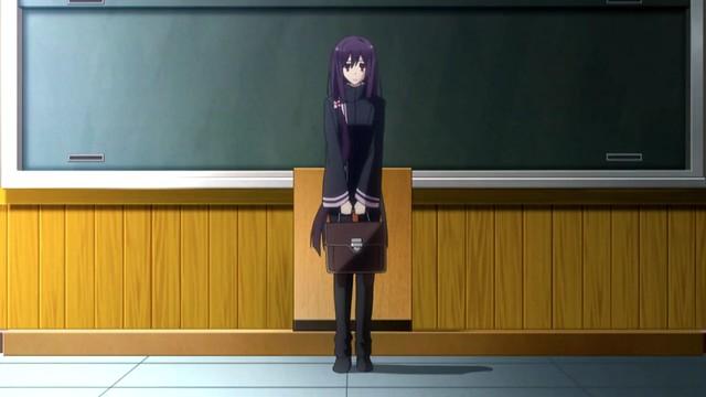 Tokyo Ravens ep 18 - image 05