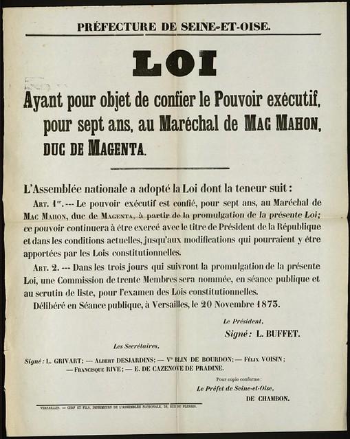 le-president-de-la-iiie-republique