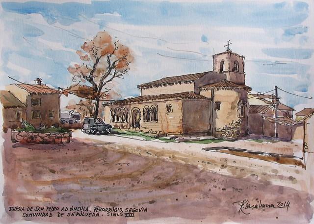 Perorrubio. Segovia.