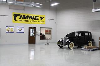Timney Triggers Classic Car