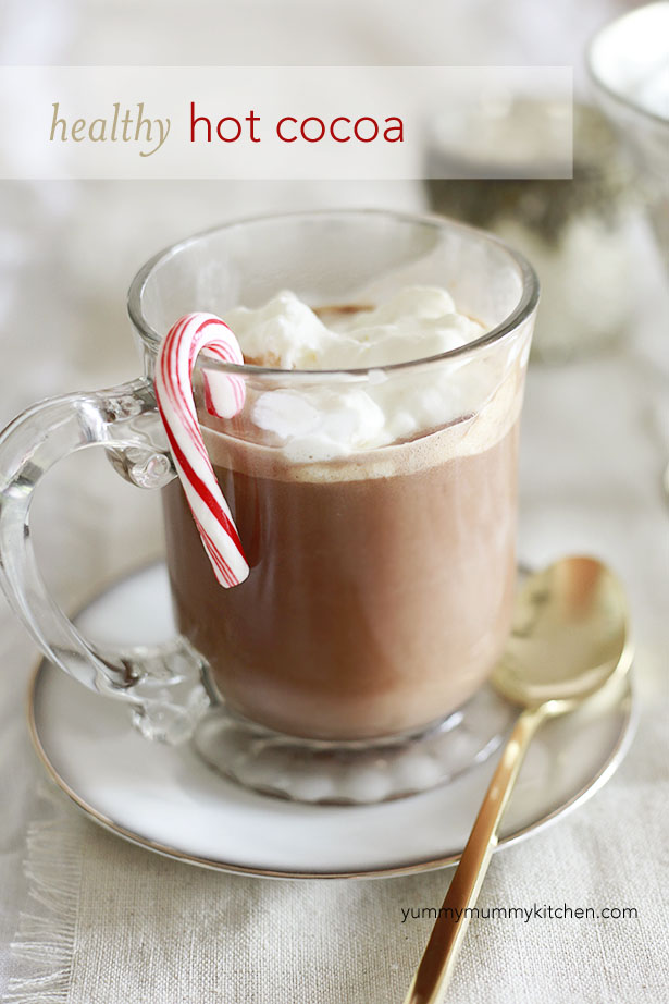 healthy skinny hot chocolate recipe