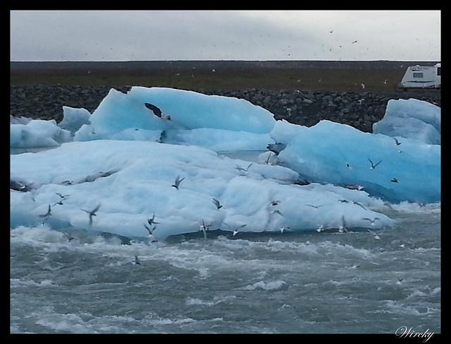 Lago glaciar Jökulsárlon
