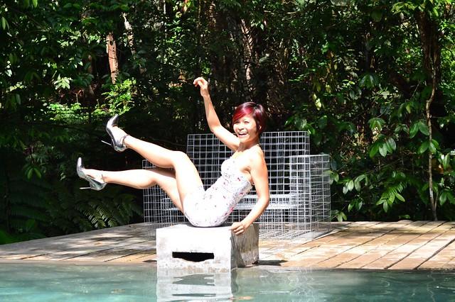 Rebecca Saw - famous blogger malaysia