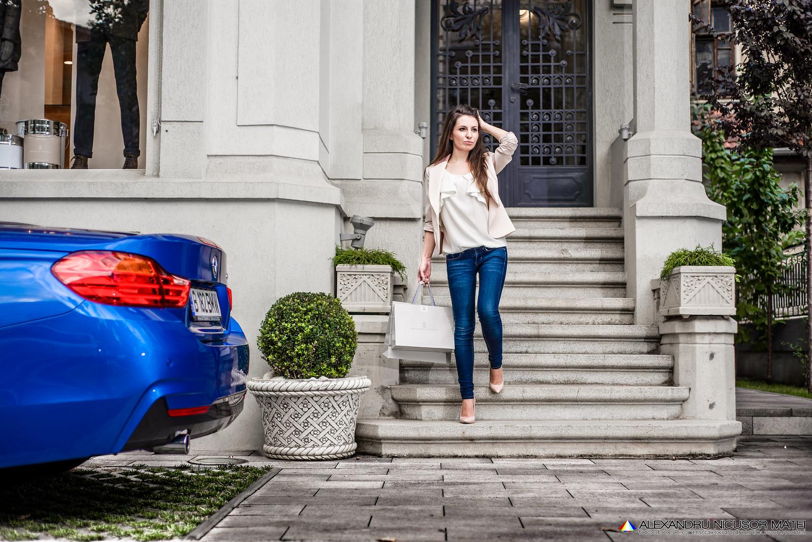BMW 4 Cabrio - Brunello Cinelli
