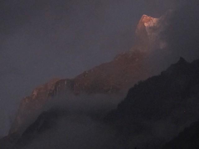 Annapurna Trek: Day 7 Chomrong to Dovan