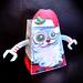 Robot Santa Papercraft Model