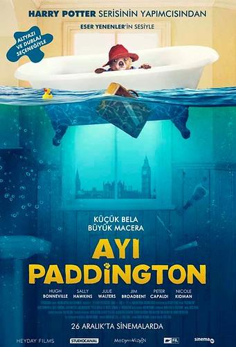 Ayı Paddington - Paddington (2014)