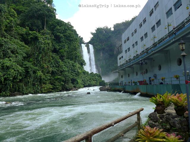 NPC Nature's Park. Maria Cristina Falls in Iligan City, Philippines