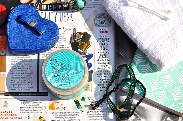 Body Shop Seaweed Mask 1