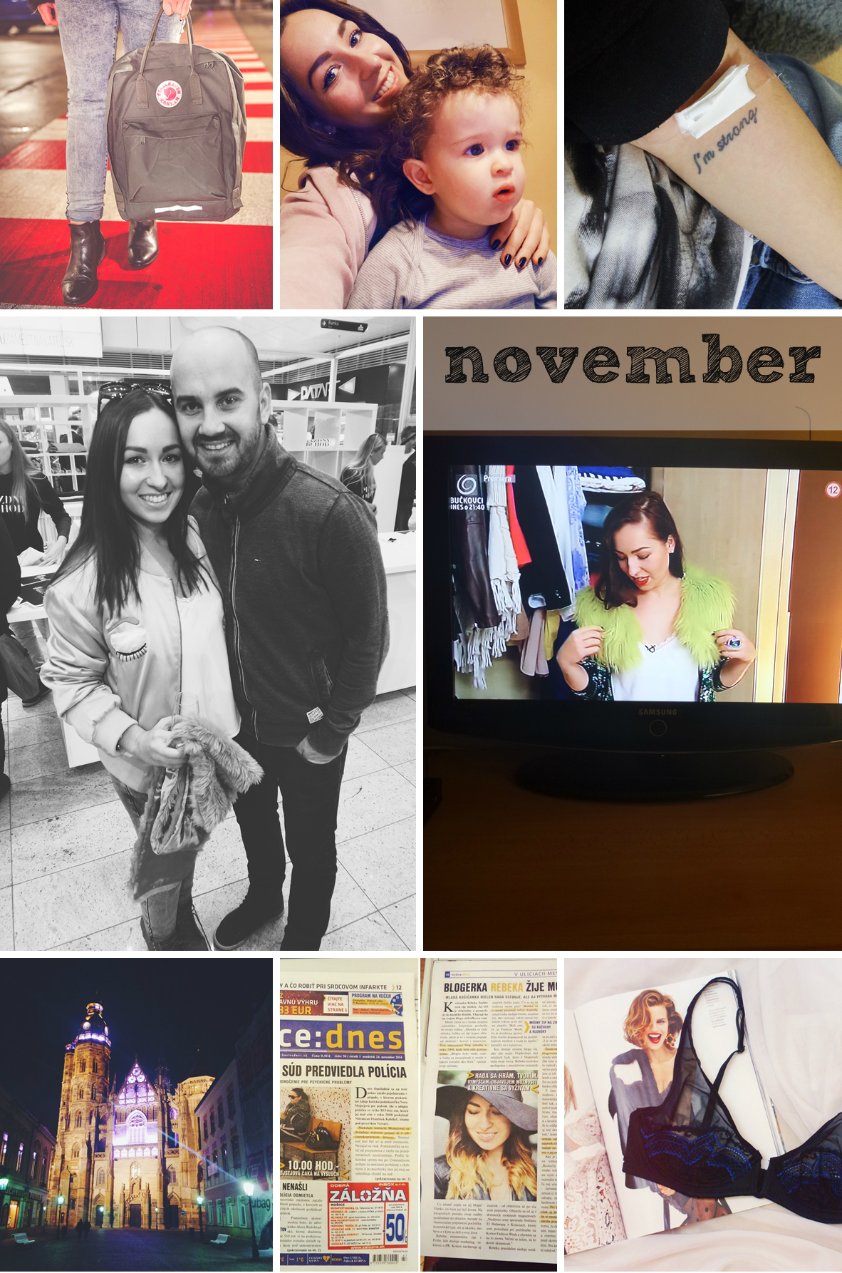 collage 11 november 1