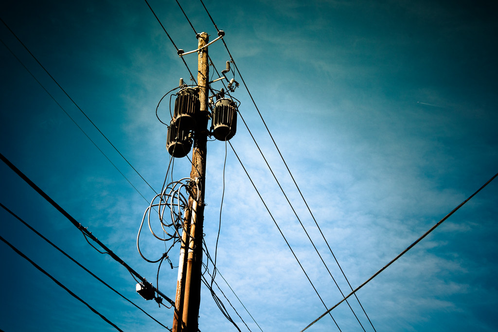 photo of Utility Pole