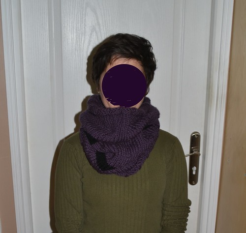snood violet 1