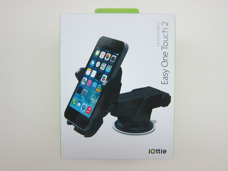 iOttie Easy One Touch 2 Car Mount Holder - Box Front