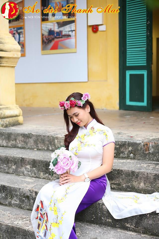 Ảnh kỷ yếu Nguyễn Khánh Vân D173 3