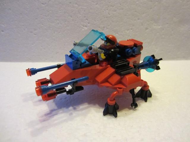 Le scarabée p1