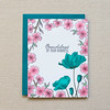Spring Flower Cards using Copic Coloring