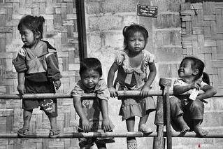 The Children from Laos