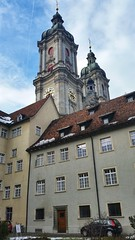 From the visit to St. Gallen