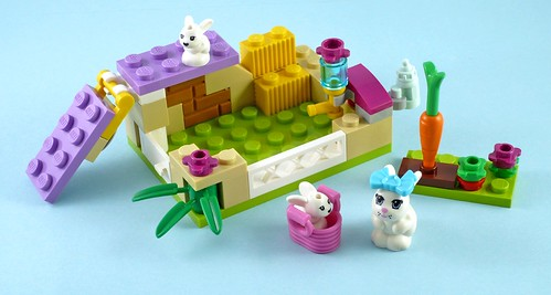 LEGO Friends 41087 Bunny and Babies 24