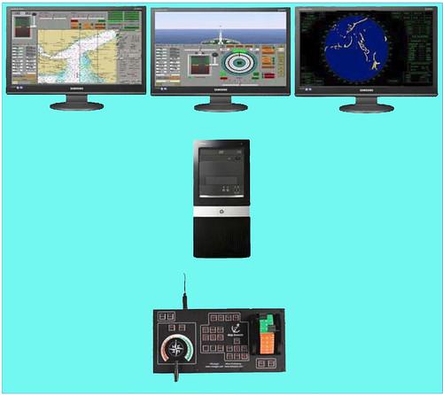 Simulatore di manovra