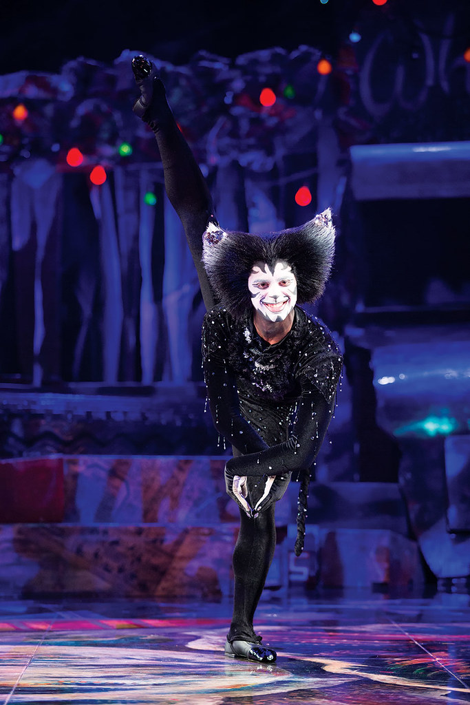 The greatest magicians have something to learn from Mr Mistoffelees's conjuring turn