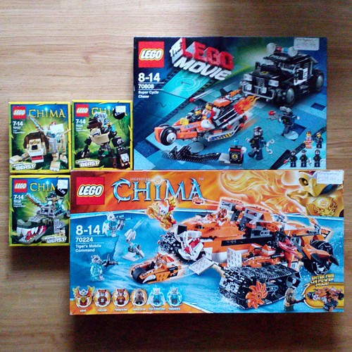LEGO Haul 5 (2015)  Brand New, Total: £48
