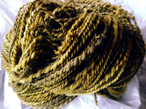 01/01 spun yarn