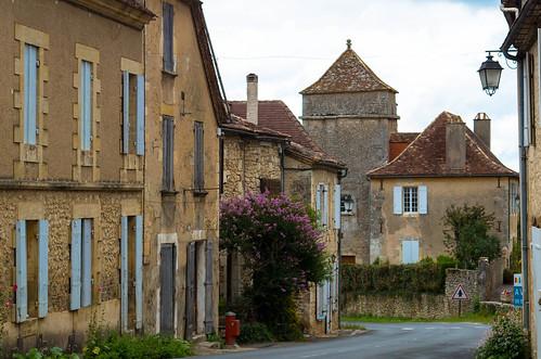 Liorac-sur-Louyre, Périgord