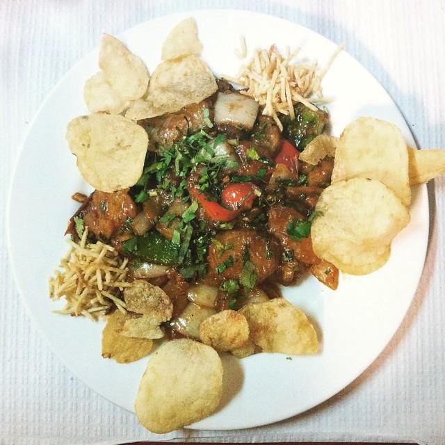 Comida nepalesa