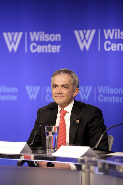 The Challenge of Governance: Lessons from Mexico City - A Conversation with Mayor Miguel Ángel Mancera