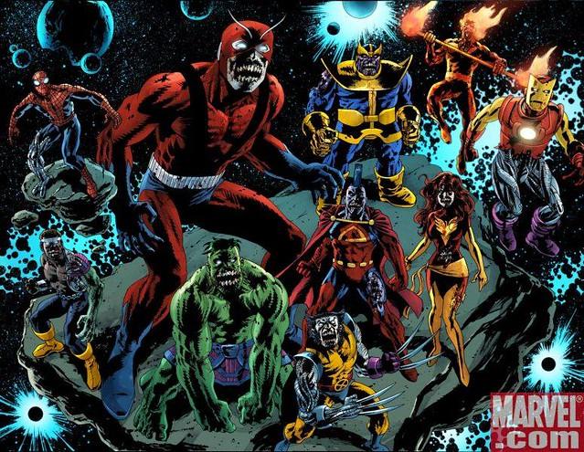超級英雄殭屍化!熱賣的異色系列漫畫《漫威活死人》系列介紹!