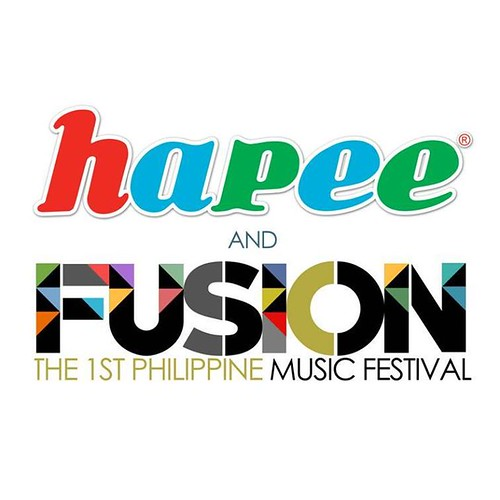 Hapee for Fusion: The 1st Philippine Music Festival