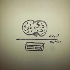 Modern day cave drawings, the bathroom stall graffiti. Artist unknown. #TomKhayos #RagingNerdgasm #bathroom #art