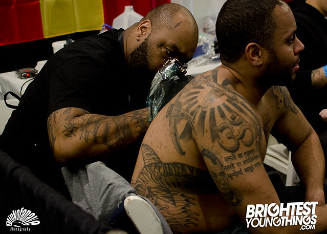 DC Tattoo Expo 2015