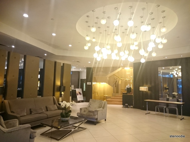 DoubleTree by Hilton Hotel Luxembourg lobby