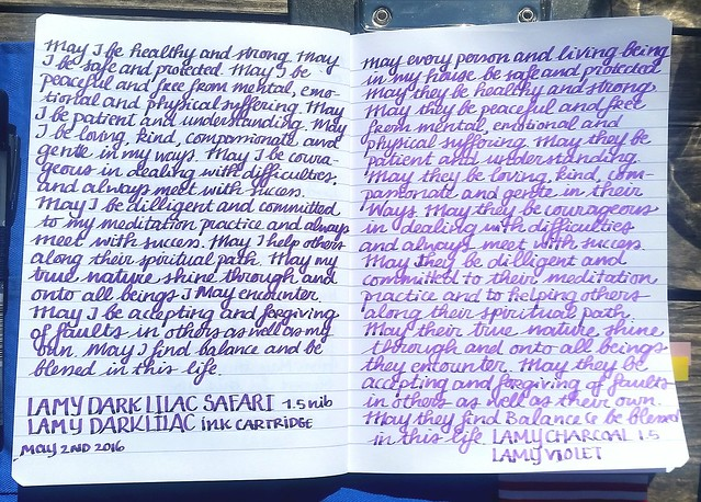 Journaling on the go