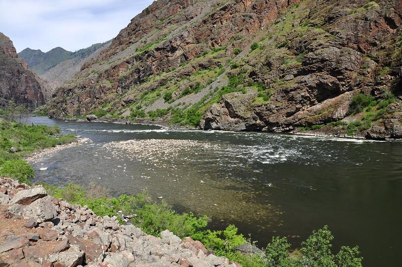 Rush Creek Rapids