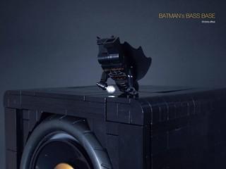 【玩具人。Chris Yu。投稿】蝙蝠俠的洞滋洞滋基地 BATMAN's BASS BASE
