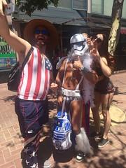 Stormtrooper Selfies