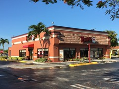 Former Kenny Rogers now Wendys Miami