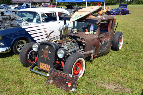 1934 Buick Rat Rod