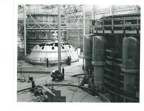 NASA Goddard Test Chambers in 1963