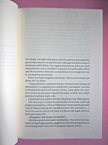 Errori necessari, di caleb Crain. 66thand2nd edizioni 2014. Progetto grafico: : Silvana Amato. Ill. alla cop.: P. d'Oltreppe. Incipit, a pag. 11 (part), 1