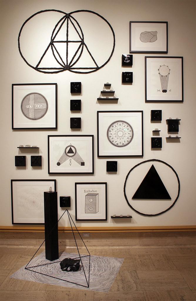 Andrew Schmidt Initiation Installation