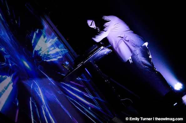 Flying Lotus @ The Catalyst, Santa Cruz 11/15/14